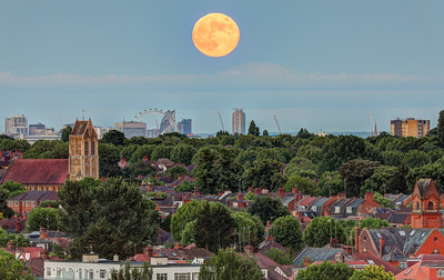 Strawberry Moon London