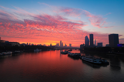 London Sunrise