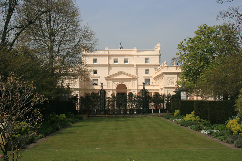 St John's Lodge, Regent's Park.