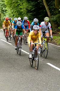 London 2012 Olympic Women's Road Race