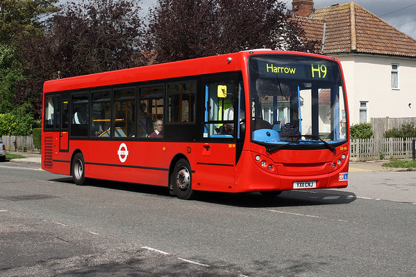 London Bus Fleets