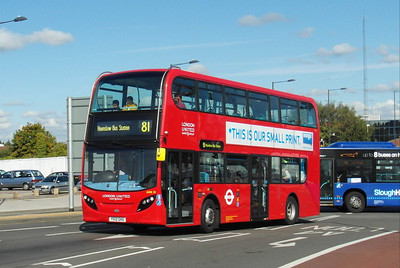 ADE32 - YX12GHU - Slough (William St) - 22.9.12