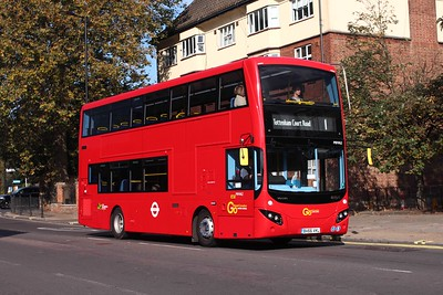 London Bus Routes (UPDATE 07.06.2017)