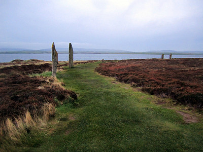 Orkney Island to Pitlochry, Scotland