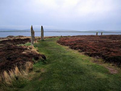 England & Scotland October 2011