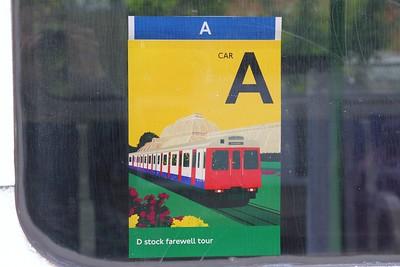 D stock farewell sticker