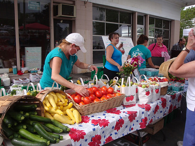 j and f farm - farmers market