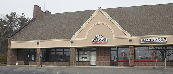 Plans were conditionally approved for a new restaurant in this building