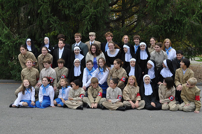 cast of Sound of Music