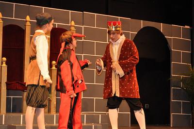 Minstrel-King-Jester