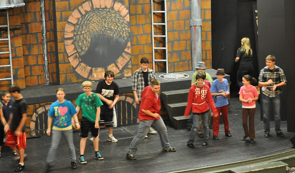 Kids coop theatre londonderry news thirty eight talented young men and women have spent the past 8 weeks learning songs practicing the choreography and creating an entertaining and visually fandeluxe Choice Image