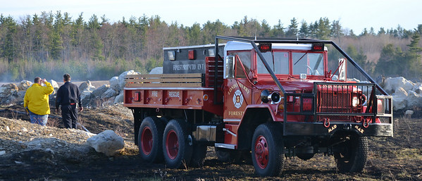 Mad Max at the April 2011 Pettingill Brush fire