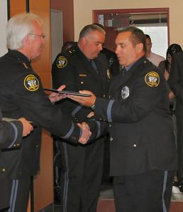 Master Patrol Officer Glenn Aprile
