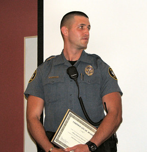 Officer Dan Hurley