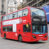 Metroline TEH1235 Piccadilly Circus London Feb 17