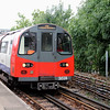 London Underground 51528 Golders Green Station LOndon 2 Aug 17