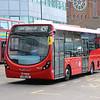 Arriva London SLS13 Croydon Bus Station 2 Feb 17