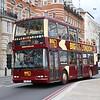 Big Bus London DA3 Victoria Embankment London Feb 17