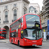 London United VH45199 Piccadilly Circus London Feb 17