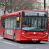 Tower Transit DMV45106 Leicester Square London 2 Feb 17