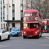 Stagecoach London RM652 Leicester Square London 2 Feb 17