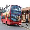 Arriva London DW116 Croydon Bus Station Feb 17