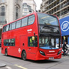 Metroline TEH1451 Piccadilly Circus London Feb 17