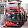 Arriva London LT497 Victoria Bus Station London Feb 17