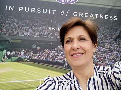 Londres 13-20 Jul/17 - Wimbledon
