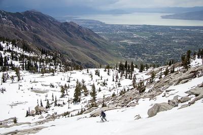 Lake Skier