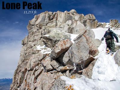 Lone Peak Summit