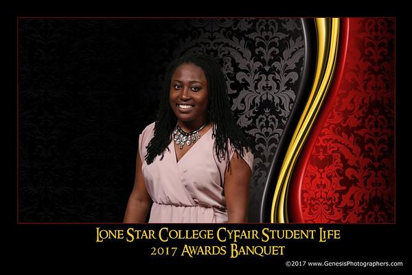 CyFair Student Awards 2017