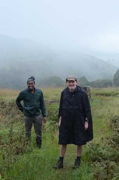 Drakensberg walking
