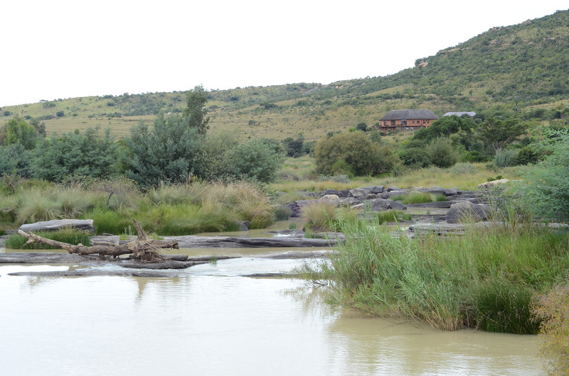 the river at Rorke's Drift