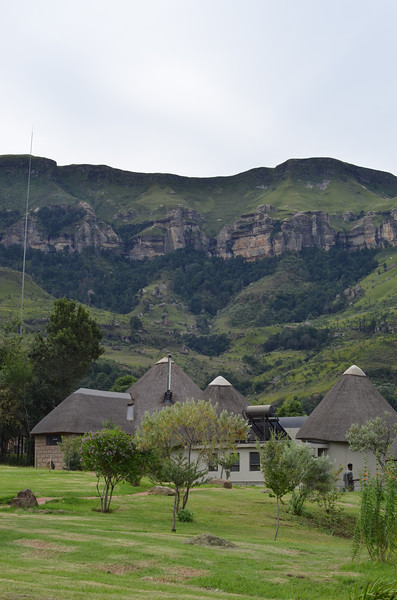 Ecolodge at Singubala, Drakensberg