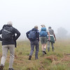 rainy walking in the Drakensberg