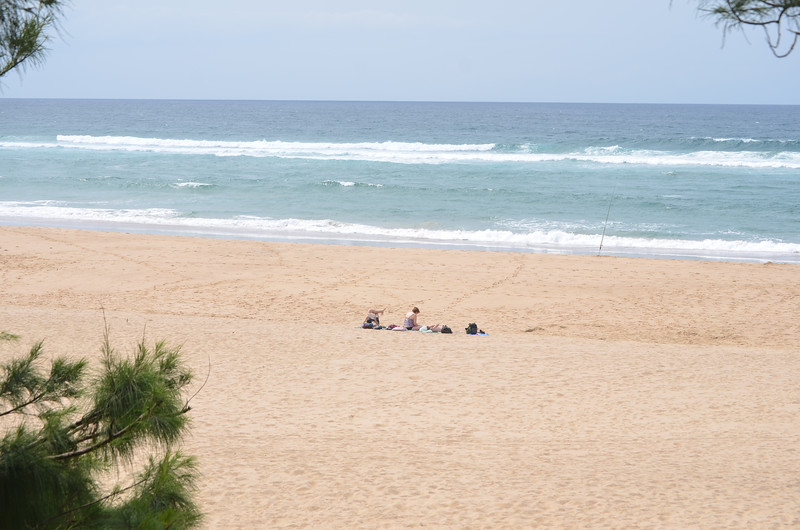 Cape Vidal- Indian Ocean