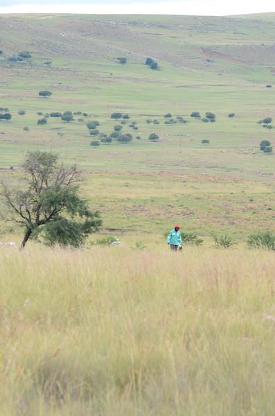 Isandlwana landscape