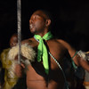 Swazi dancer