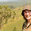 walking in the Nyonyane Mountains