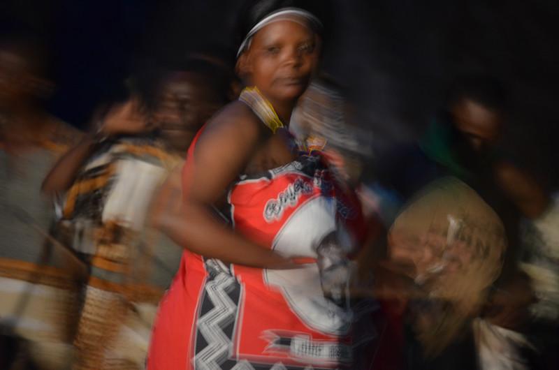 swazi dance