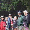 The group at Singubala, Drakensberg
