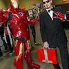 Iron Man and Tony Stark