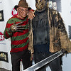 Freddy Krueger and Jason Voorhees