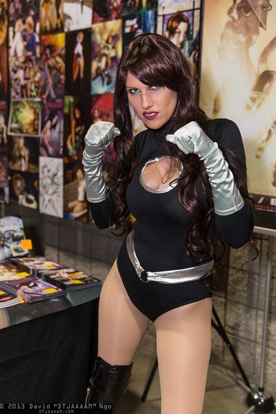 Dark Power Girl