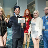 Black Canary, Caesar Flickerman, Dark Phoenix, Emma Frost, and Dr. Venture