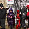 Wildcat, Hit-Girl, Deadpools, and Solomon Grundy