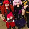 Harley Quinn and Jinx
