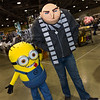 Minion and Felonius Gru