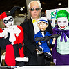 Harley Quinn, Ventriloquist, Joker, and Scarface